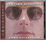 Newtown Neurotics Punk Collection CD cover
