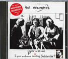 Image of the Repercussion - Is Your Washroom Breeding Bolsheviks CD