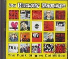 Image of the front of the 'Newtown Neurotics: The Punk Singles Collection' CD